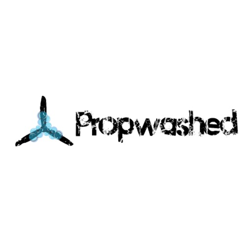 Propwashed Logo - Men's Premium T-Shirt