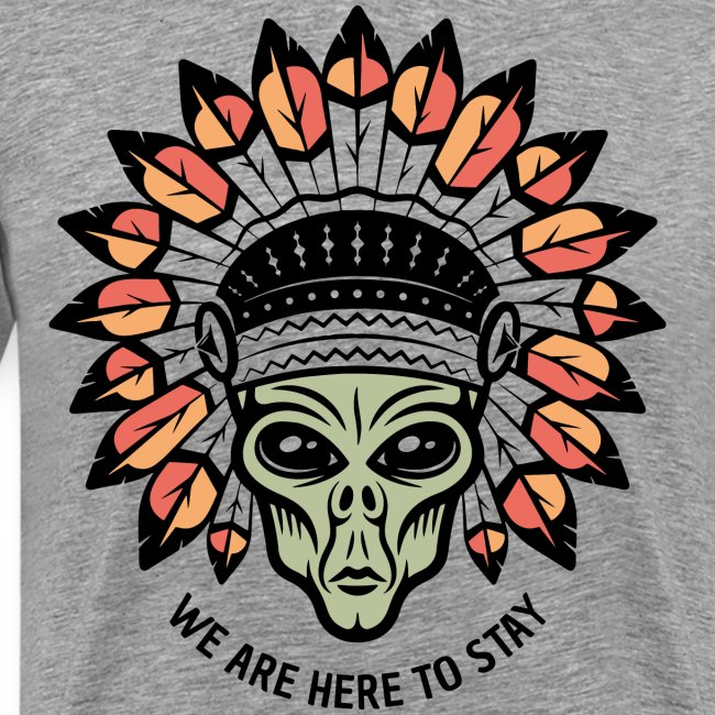 alien native indian