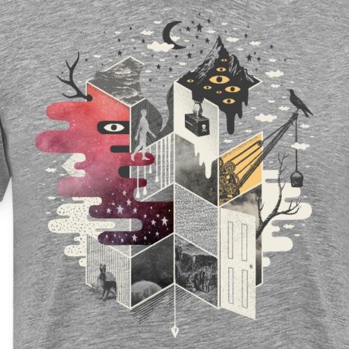 Jung At Heart - Men's Premium T-Shirt