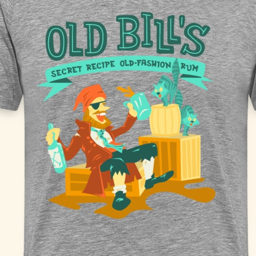 Old Bill's - Men's Premium T-Shirt