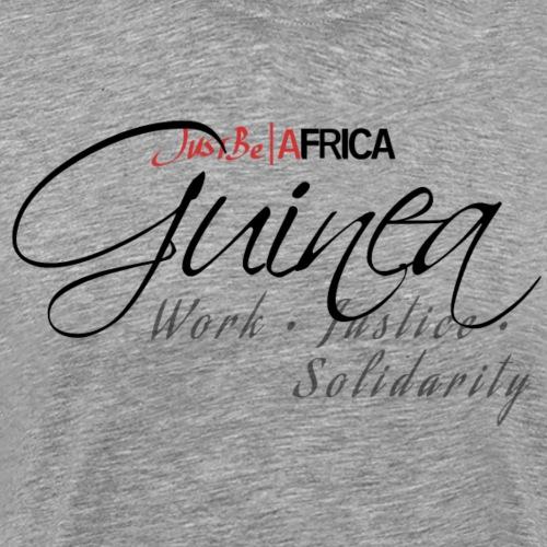 Guinea Sleek - Light - Men's Premium T-Shirt