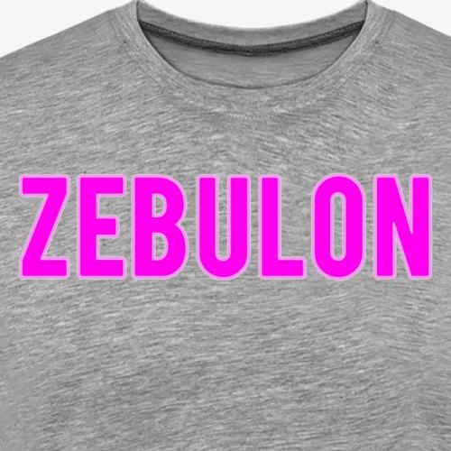 Zebulon Tribal Gears - Men's Premium T-Shirt