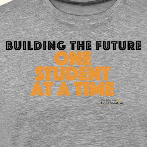 TheEdCollab - Educators are Building the Future - Men's Premium T-Shirt