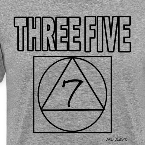 THREE FIVE 7 - Men's Premium T-Shirt