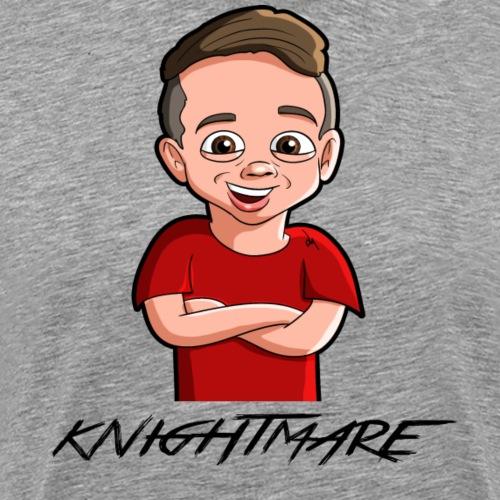 Knightmare T Shirt - Men's Premium T-Shirt