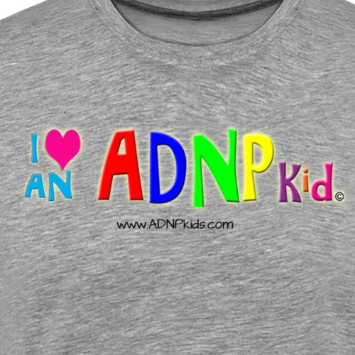 I love an ADNP kid - Men's Premium T-Shirt