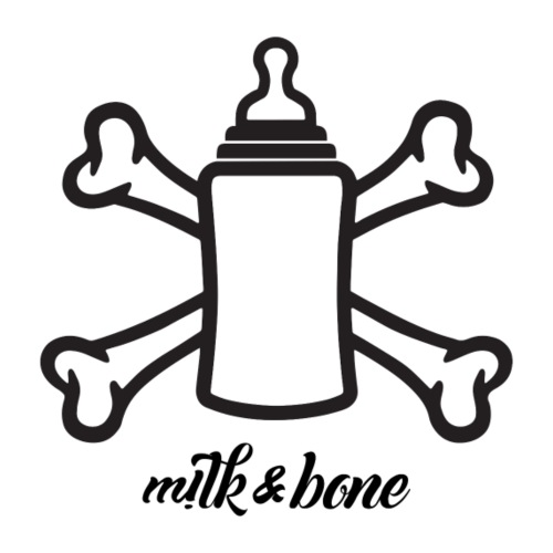 Milk And Bone - Men's Premium T-Shirt