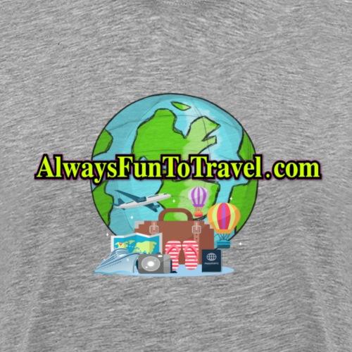 Always Fun To Travel - Men's Premium T-Shirt