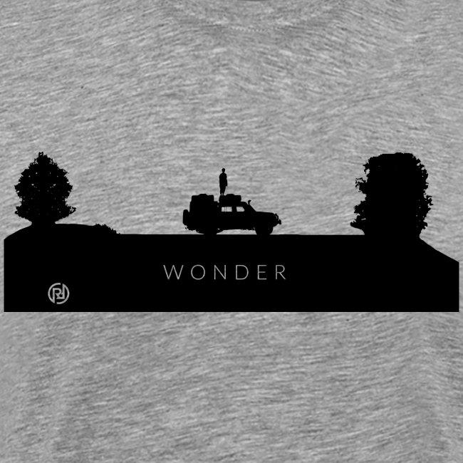Wonder Logo Black