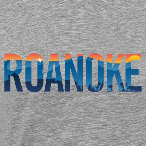 Roanoke Pride - Men's Premium T-Shirt