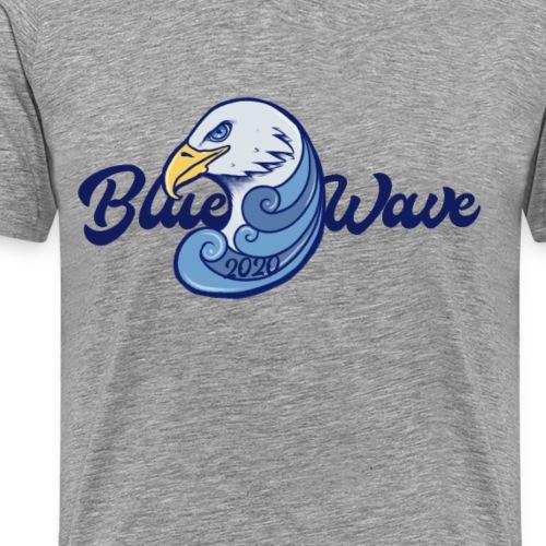 Blue Wave 2020 - Men's Premium T-Shirt