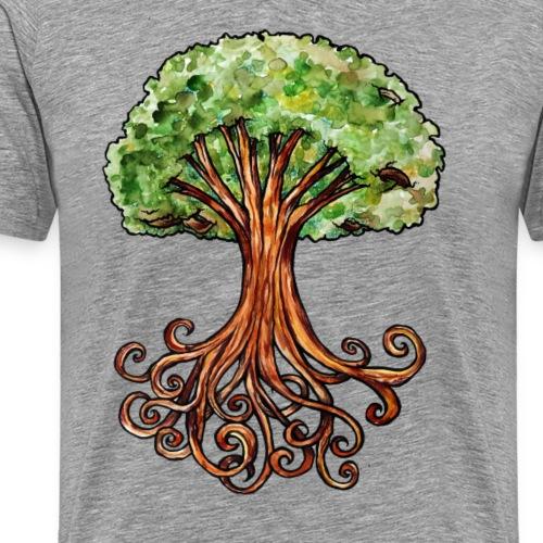 Yggdrasil - Men's Premium T-Shirt