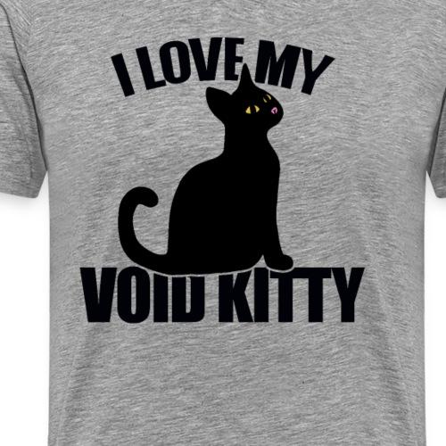 I love my void kitty - Men's Premium T-Shirt