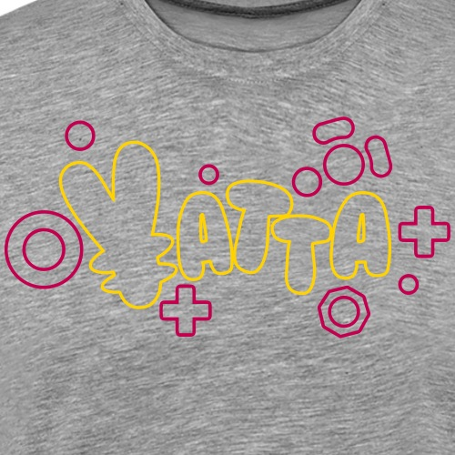GameCube (Two Colors) - Men's Premium T-Shirt