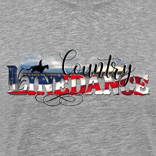 KL linedance68 - Men's Premium T-Shirt