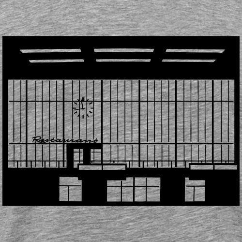 Terminal TempelhofAirport - Men's Premium T-Shirt