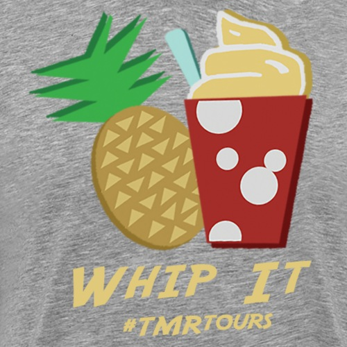 Whip It, Adventure - Men's Premium T-Shirt
