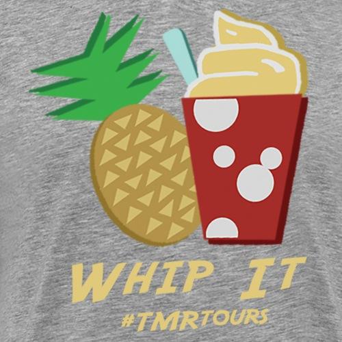 Whip It, Adventure - Men's Premium T-Shirt