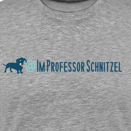 I'm Professor Schnitzel - Men's Premium T-Shirt