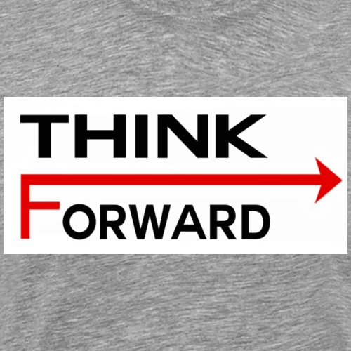 thinkforward - Men's Premium T-Shirt