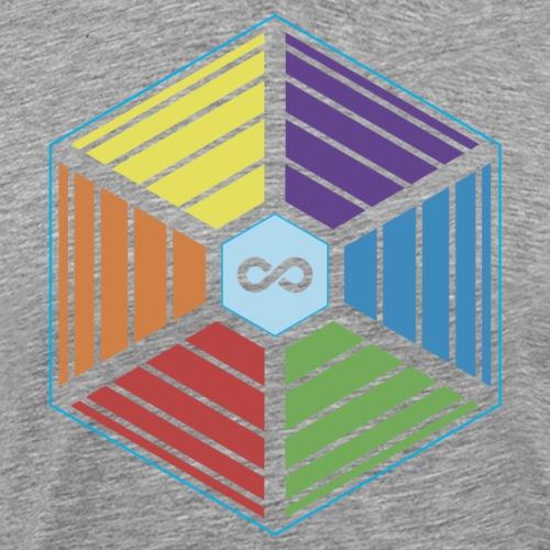 Infinity Stones Merch by BuzzMoy #2 - Men's Premium T-Shirt