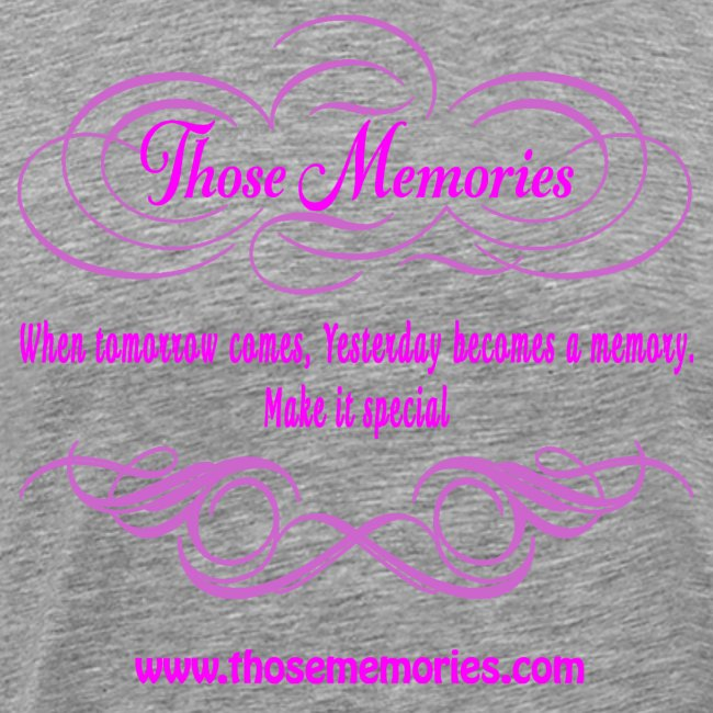 Those Memories logo