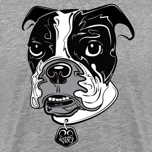 Jasper Wants Food - Men's Premium T-Shirt
