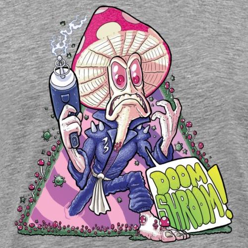 Doom Shroom [Variant] - Men's Premium T-Shirt