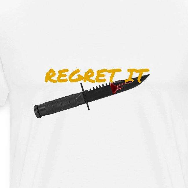 Regret It merch