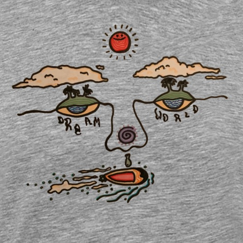 Dream World - Men's Premium T-Shirt