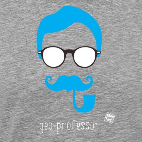 Geo Professor - Men's Premium T-Shirt