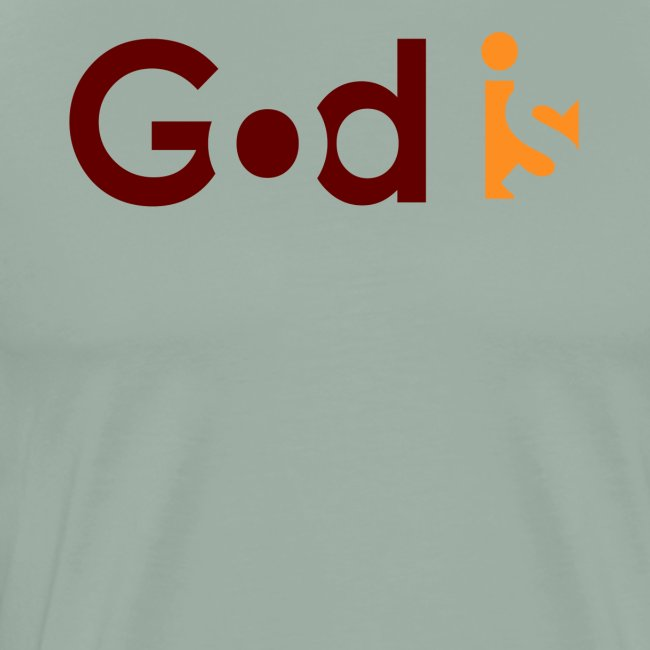 GOD IS #5