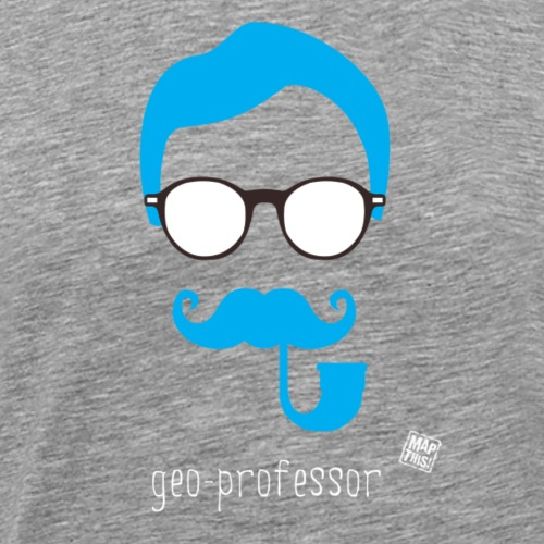Geo Professor - Men's Premium T-Shirt
