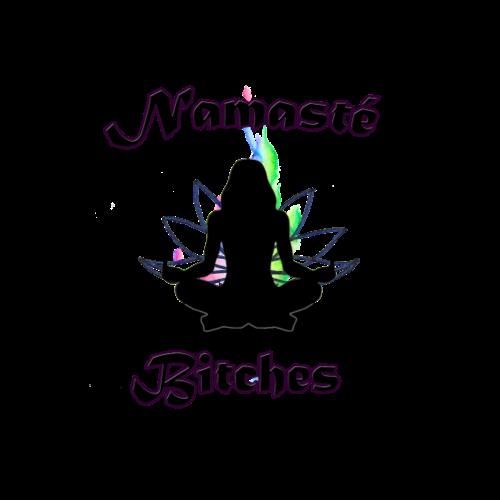 Namasté Bitches - Men's Premium T-Shirt