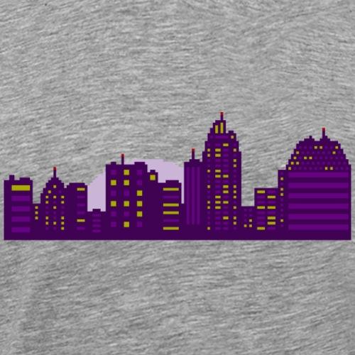 Dark City - Men's Premium T-Shirt