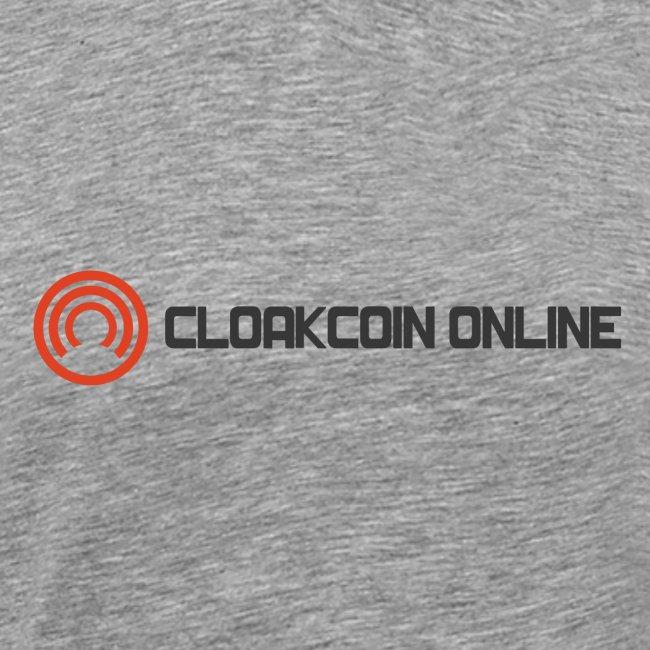 Cloakcoin online dark
