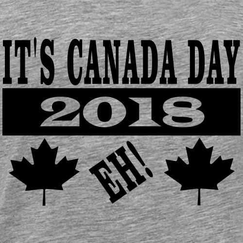 Canada Day - Men's Premium T-Shirt