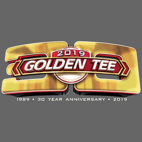 Golden Tee 2019 - 30th Anniversary - Men's Premium T-Shirt