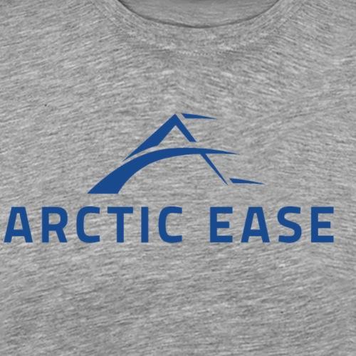 ae logo blue - Men's Premium T-Shirt