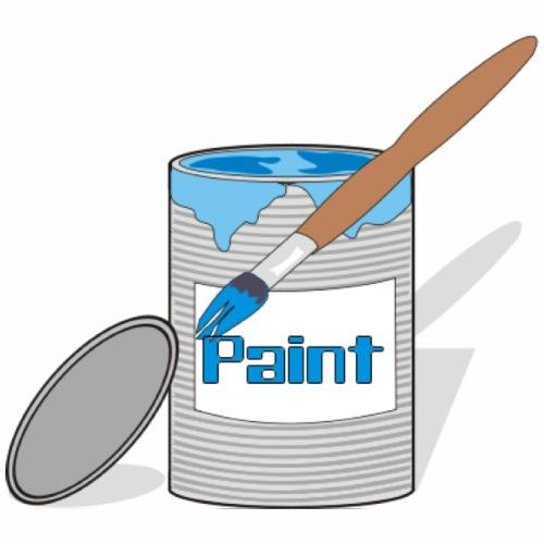 paint can - Men's Premium T-Shirt
