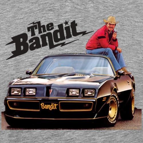 Smokey and The Bandit - M162 - Men's Premium T-Shirt