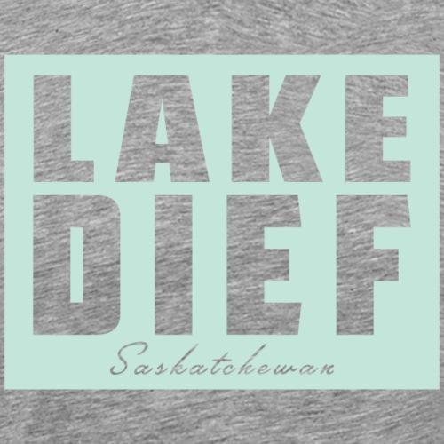 Lake Dief - Men's Premium T-Shirt