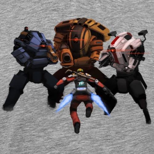 Limited Edition LEGEND Design - Men's Premium T-Shirt