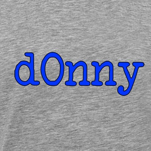 d0nny - Men's Premium T-Shirt