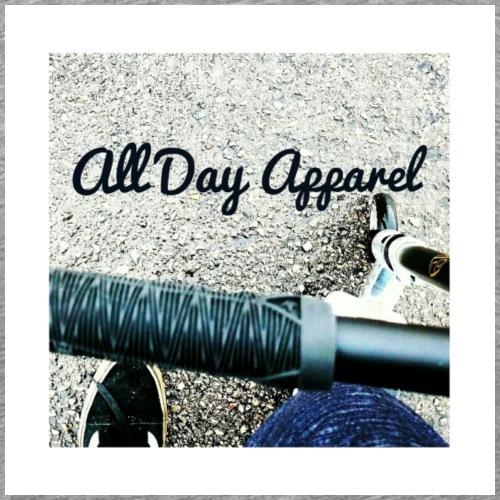 AllDayApparelLogo - Men's Premium T-Shirt
