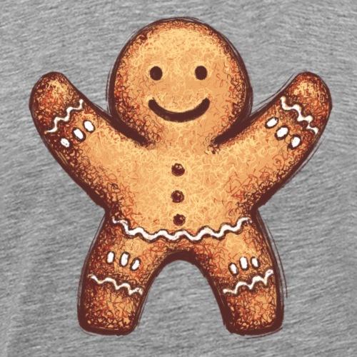 Ginger Bread Jason - Men's Premium T-Shirt