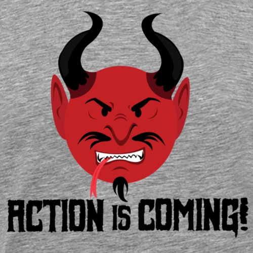 ACTION! - Men's Premium T-Shirt