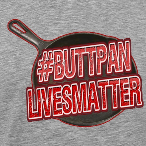ButtPanLivesMatter - Men's Premium T-Shirt