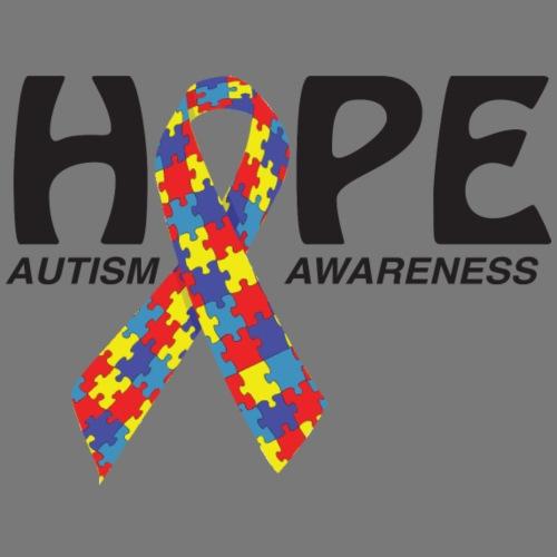 Hope Autism - Men's Premium T-Shirt