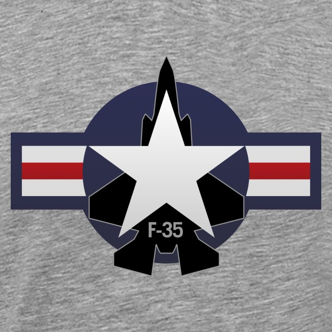 F-35 Lightning II Military Jet Fighter Aircraft